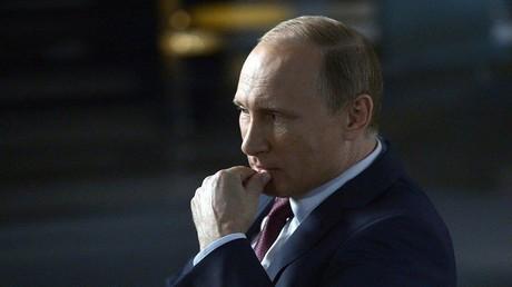 Russlands Präsident Wladimir Putin: Laut der vorherrschenden Medienberichterstattung hat er ein Gift-Attentat auf Alexei Nawalny befohlen.
