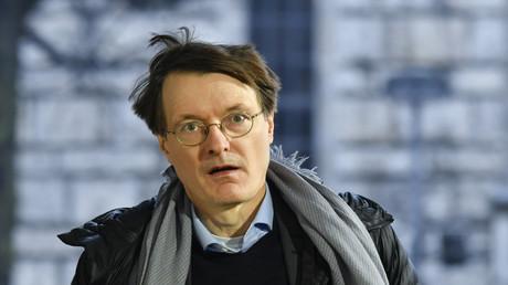 SPD-Gesundheitspolitiker Karl Lauterbach dürfte über die öffentlichen Äußerungen seiner Ex-Gattin Angela Spelsberg wenig erfreut sein. (Symbolbild)