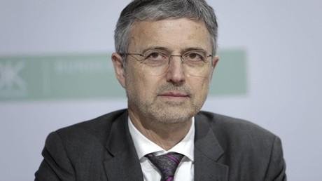Der Vorstandsvorsitzende des Bundesverbandes der AOK Martin Litsch