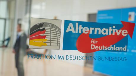 Bernd Baumann, erster parlamentarischer Geschäftsführer der AfD-Fraktion im Interview Deutschland, Berlin, 15.09.2020.