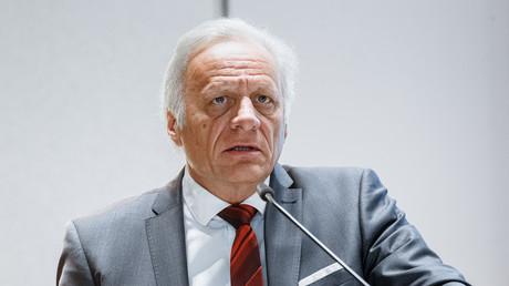 Vorstandsvorsitzender der Kassenärztlichen Vereinigung Hamburg, Walter Plassmann (Archivbild)