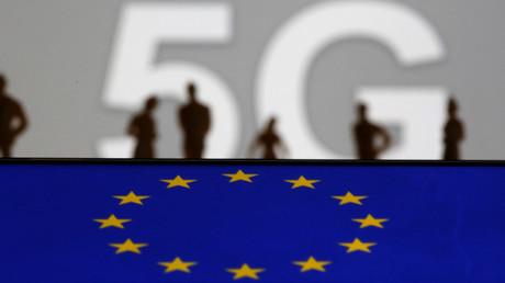 Die EU hinkt bei der Einführung von 5G-Netzen hinter anderen Ländern hinterher.
