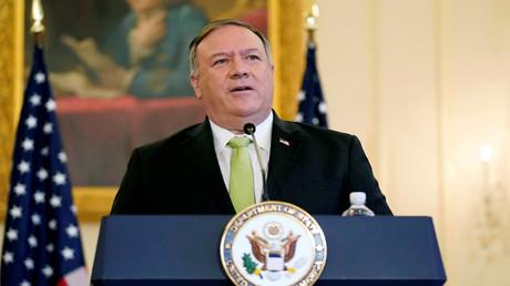 Fertigstellung verhindern: Die USA kündigen Bildung einer Koalition gegen Nord Stream 2 an