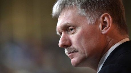 Dmitri Peskow, Pressesprecher des russischen Präsidenten.