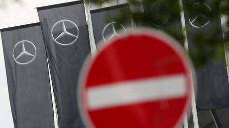 Kein Ausweg für die deutschen Autohersteller? Daimler will rund 30.000 Stellen streichen.
