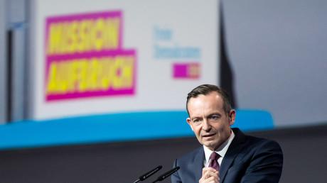 """FDP-Generalsekretär Volker Wissing: """"Gegenwärtig keine bedrohliche Corona-Lage"""""""