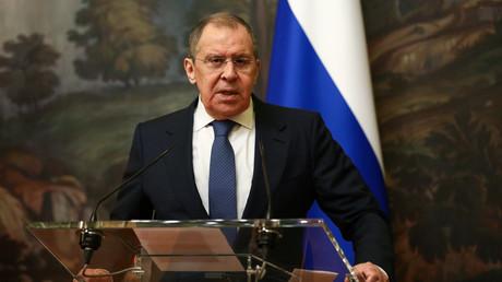 Lawrow: Fertigstellung von Nord Stream 2 ist für Deutschland nun eine Frage der Ehre