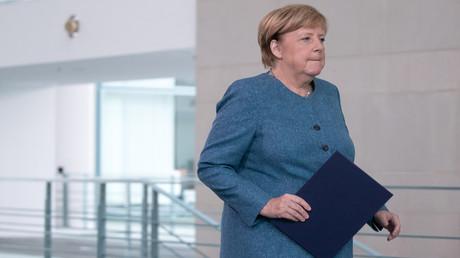 Bundeskanzlerin Angela Merkel am 2. September 2020 in Berlin