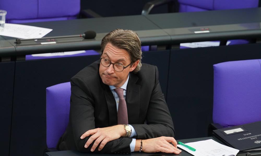Showdown für Scheuer – Verkehrsminister sagt vor Maut-Untersuchungsausschuss aus