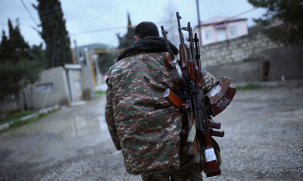 Mit falschen Versprechen rekrutiert: BBC-Interview mit Söldner aus Syrien in Bergkarabach