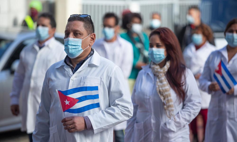 Weil nicht sein kann, was nicht sein darf: Der Kampf der USA gegen Kubas Ärzte