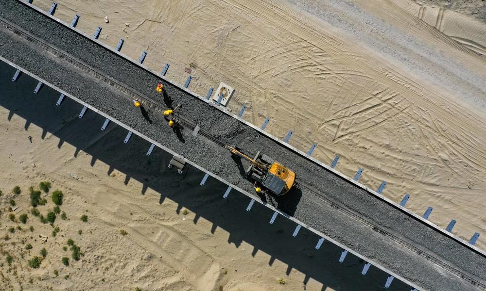China meldet Deal zum Bau eines Abschnitts des Moskau-Kasan-Autobahnprojekts in Russland
