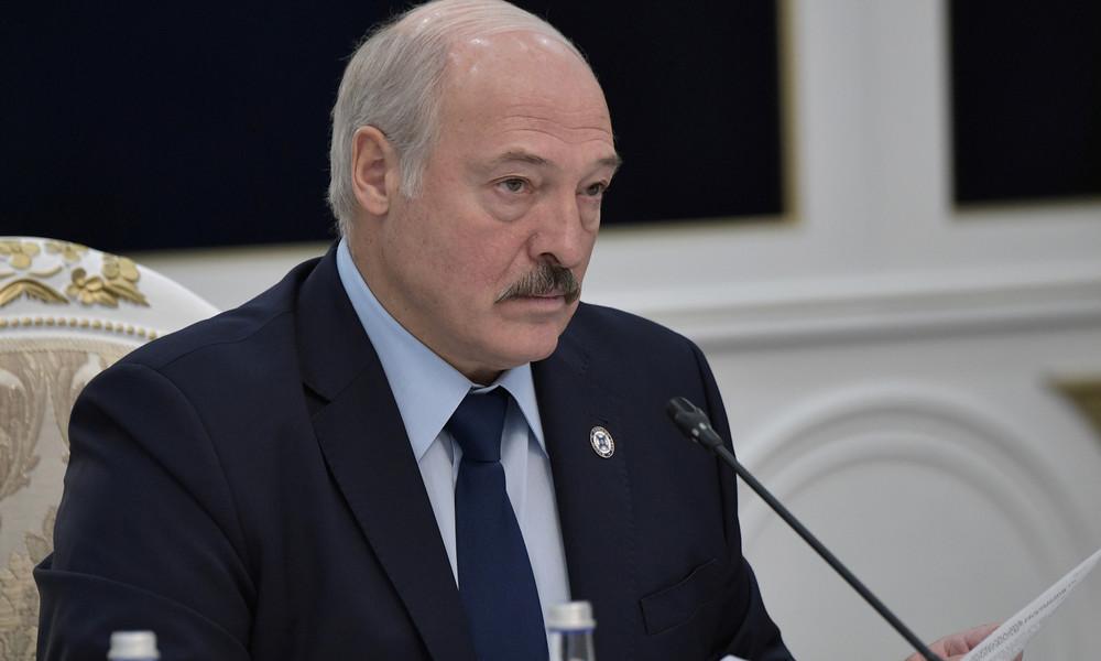 """Kein """"Präsident"""": Ukraine nennt Lukaschenko nur noch ohne Amtsbezeichnung"""