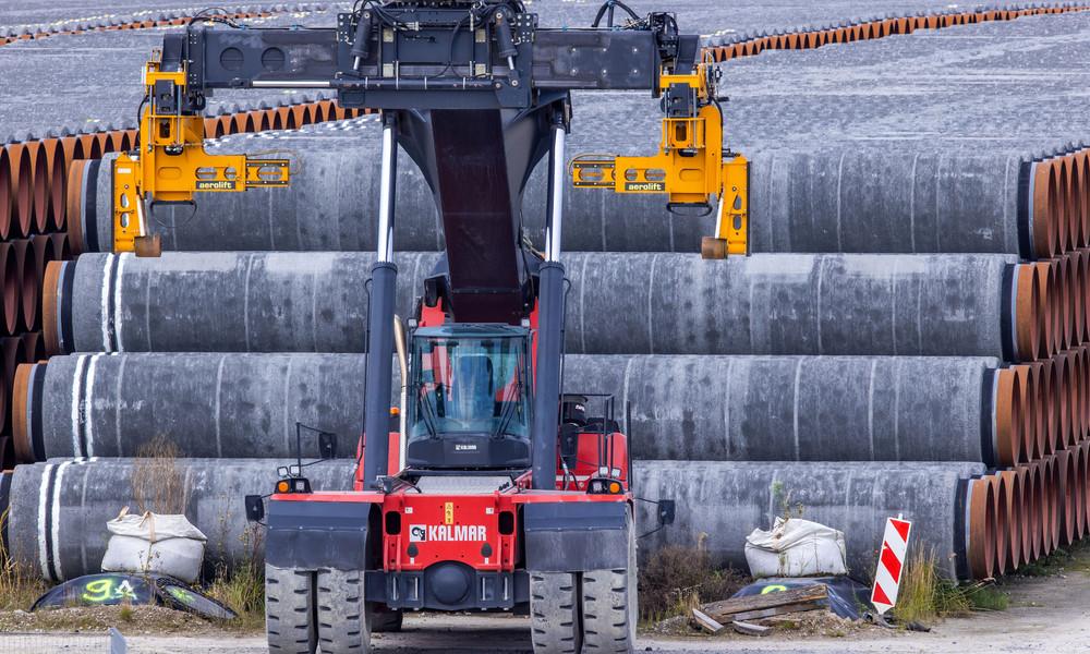 Dänemark gibt Nord Stream 2 grünes Licht zur Inbetriebnahme der Pipeline