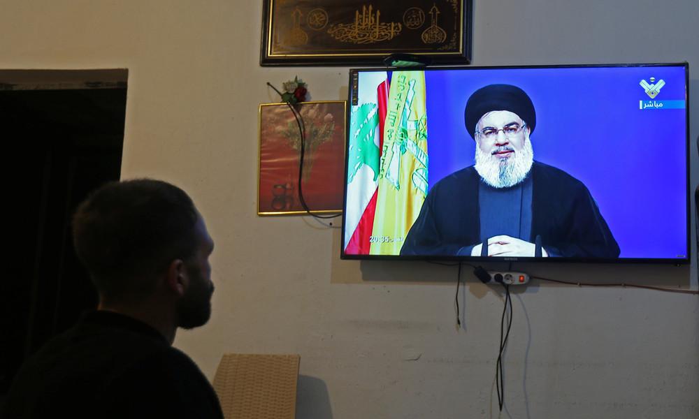 Die gescheiterte Regierungsbildung im Libanon: Hisbollah-Chef weist Macrons Vorwürfe zurück