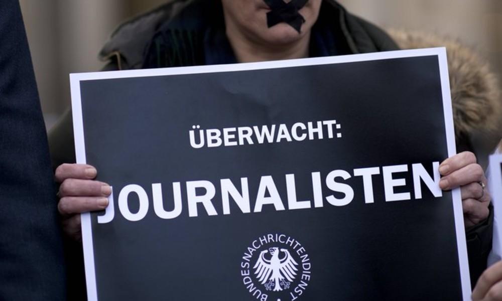 NGO Reporter ohne Grenzen kritisiert BND-Gesetz: Mangelnder Schutz für Journalisten