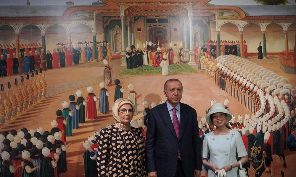"""Erdoğan erinnert an Osmanisches Reich: """"Jerusalem ist unsere Stadt"""""""