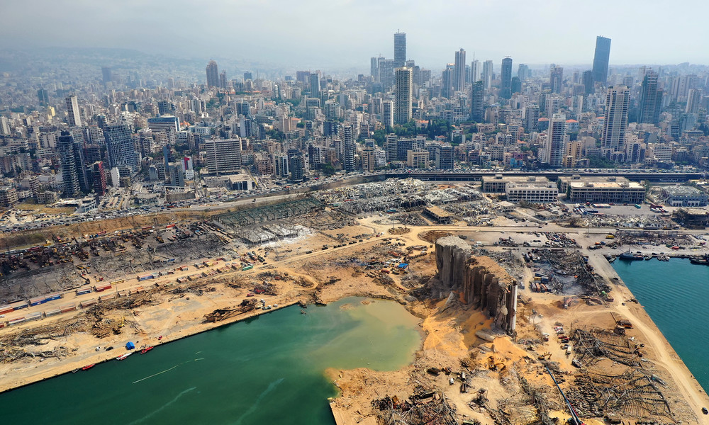 Nach Explosion in Beirut: Libanon erwirkt internationale Haftbefehle für zwei russische Staatsbürger