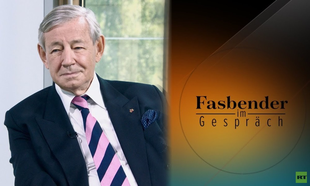 Fasbender im Gespräch Frank Elbe zur Ostpolitik: Bewährte Strategien nicht einfach über Bord werfen