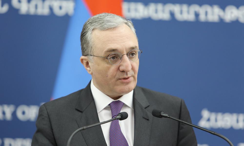 Armenien: Außenministerium zu Gesprächen mit der Minsk-Gruppe für einen Waffenstillstand bereit