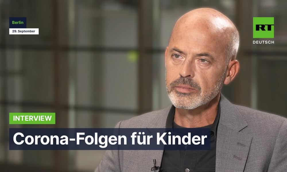 """Kindheitsforscher Michael Hüter: """"Eine ganze Generation wurde kollektiv traumatisiert"""""""