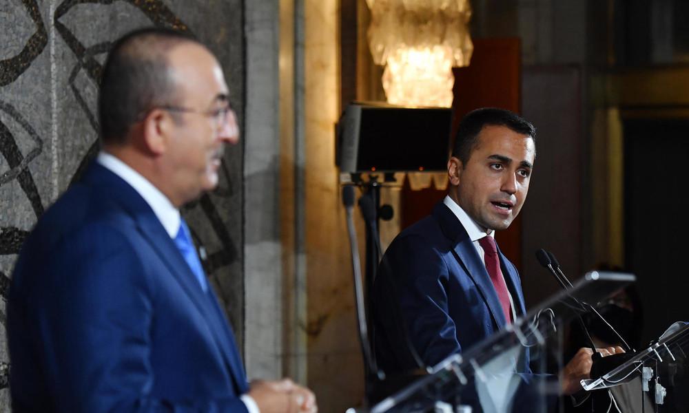 """Türkischer Außenminister Çavuşoğlu: """"Kein Waffenstillstand ohne Rückzug Armeniens"""""""
