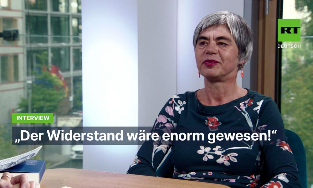 Durch Corona-Maßnahmen zurück zur DDR? – Autorin Katrin McClean im Gespräch