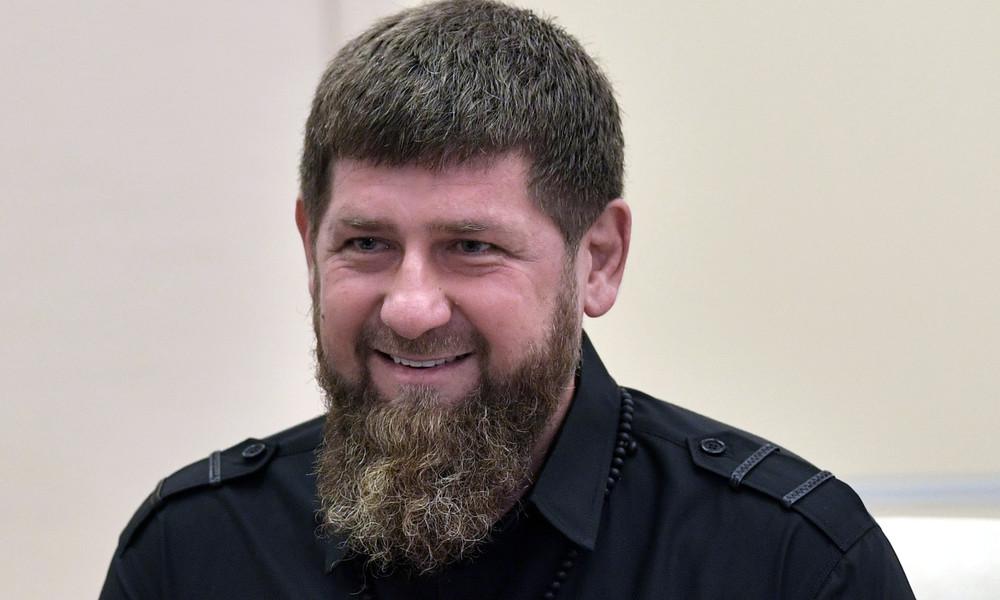 Tschetschenischer Republikchef Kadyrow zu Nawalny: Mach mich für die Vergiftung verantwortlich
