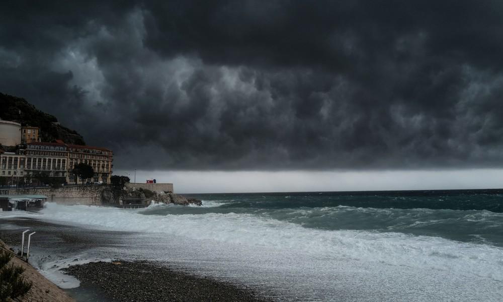Vermisste und Schäden nach Unwettern in Frankreich und Italien