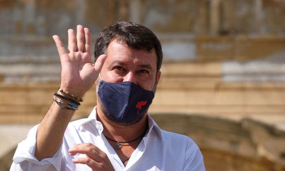 Anhörung zu Prozess gegen Salvini wegen Anti-Flüchtlings-Politik