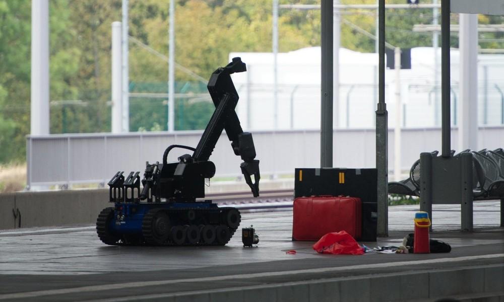 Köln: Reinigungskraft entdeckt Bombe in Zug