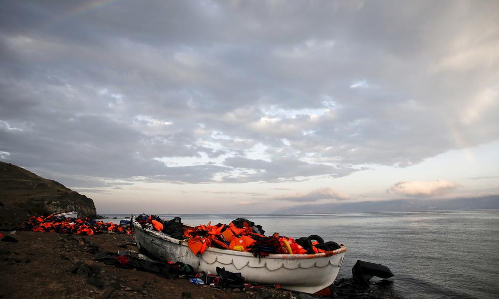 Migration: Griechenland wirft Hilfsorganisationen Spionage und Hilfe für Schleuser vor