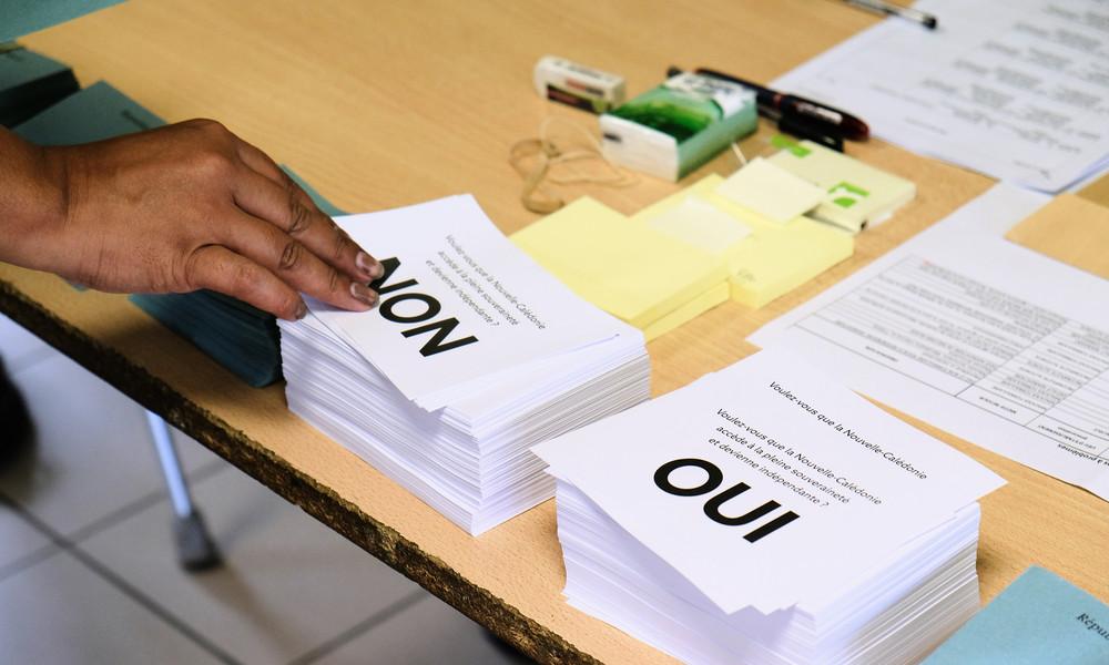 Neukaledonien stimmt für Verbleib als Teil Frankreichs – Streben nach Unabhängigkeit wächst jedoch
