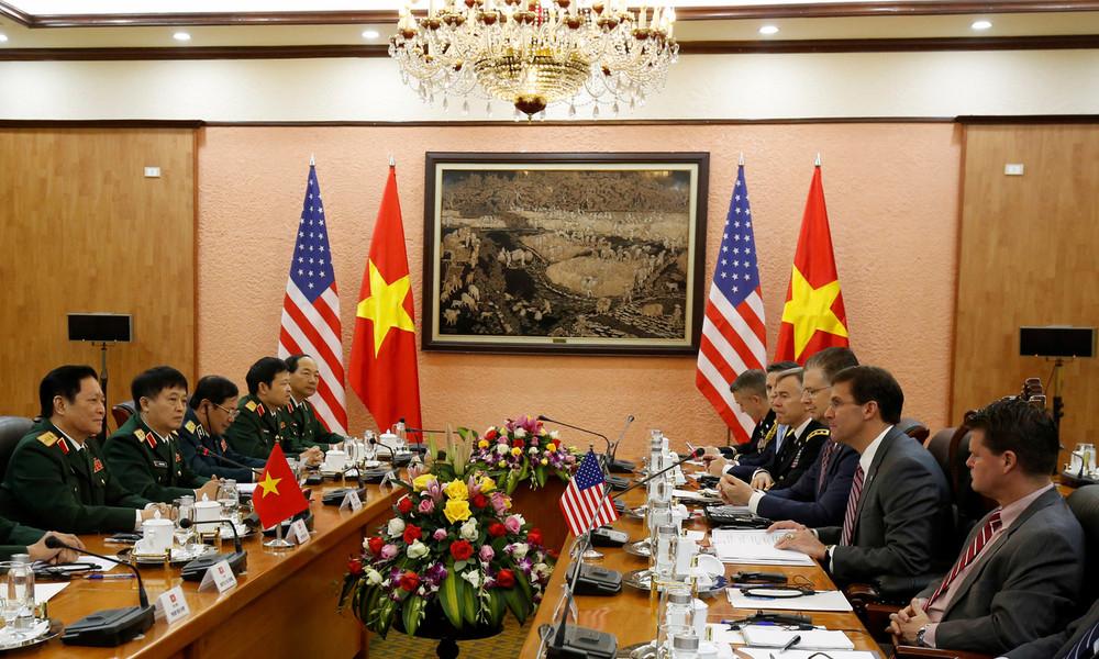 Kurs auf einen neuen Handelskrieg: USA nehmen Vietnams Handels- und Währungspraktiken ins Visier