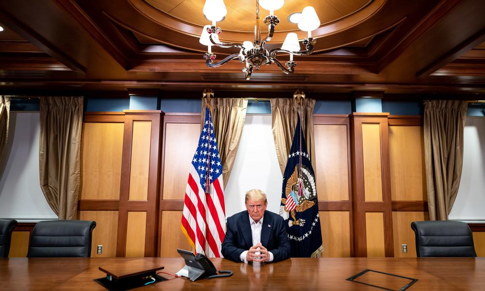 Nutzt Trump seinen Corona-Infekt als Wahlvorteil und eröffnet damit den Durchbruch bei New START?