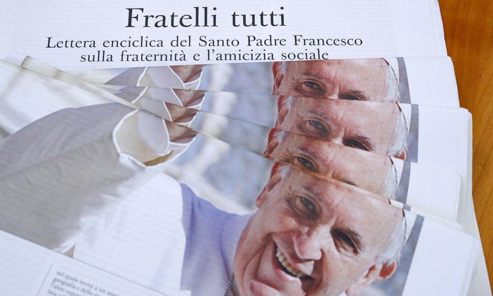 Ein Mann sieht rot: Papst Franziskus kritisiert Kapitalismus scharf