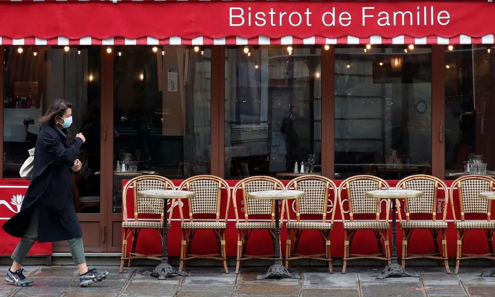Paris trifft striktere Maßnahmen angesichts des Corona-Ausbruchs
