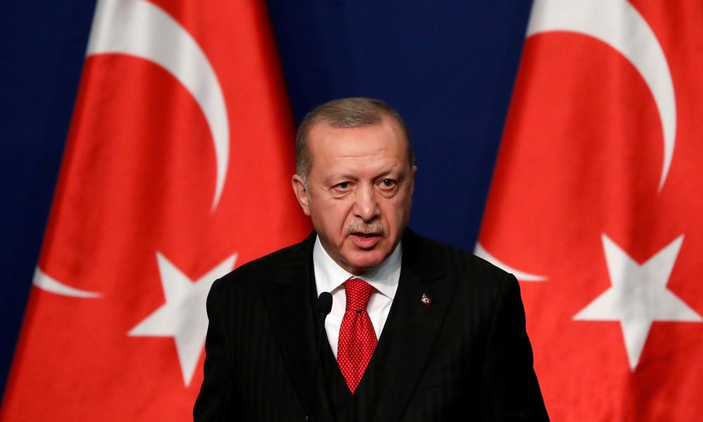 """Erdoğan eskaliert Rhetorik gegen Griechenland: """"Schrecken nicht davor zurück, Märtyrer zu opfern"""""""