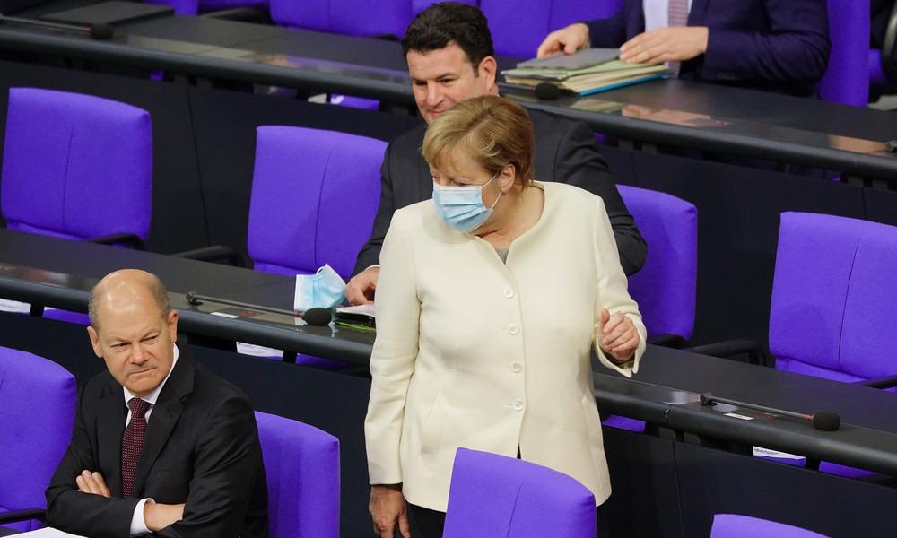 """Finanzminister Scholz findet sich zu """"arm für die obere Mittelschicht"""""""