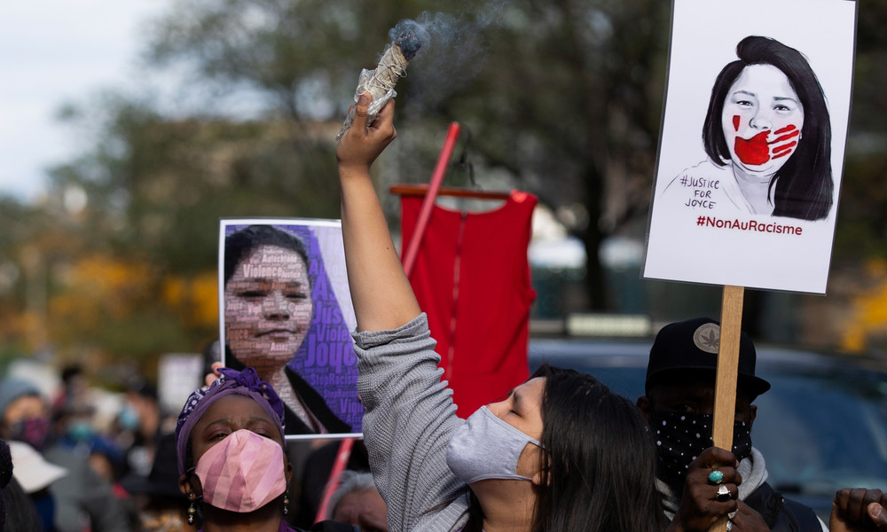 Rassismus im Krankenhaus: Indigene Kanadierin stirbt in Klinik nach Erniedrigungen durch Personal