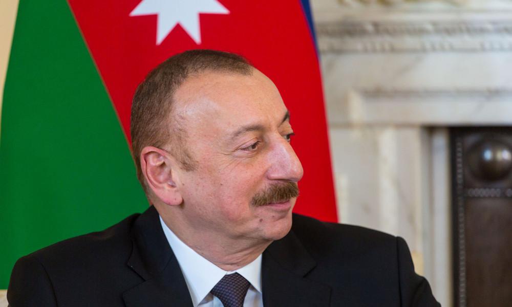 Aserbaidschans Präsident Alijew: Türkei muss an dem Lösungsprozess in Bergkarabach beteiligt werden
