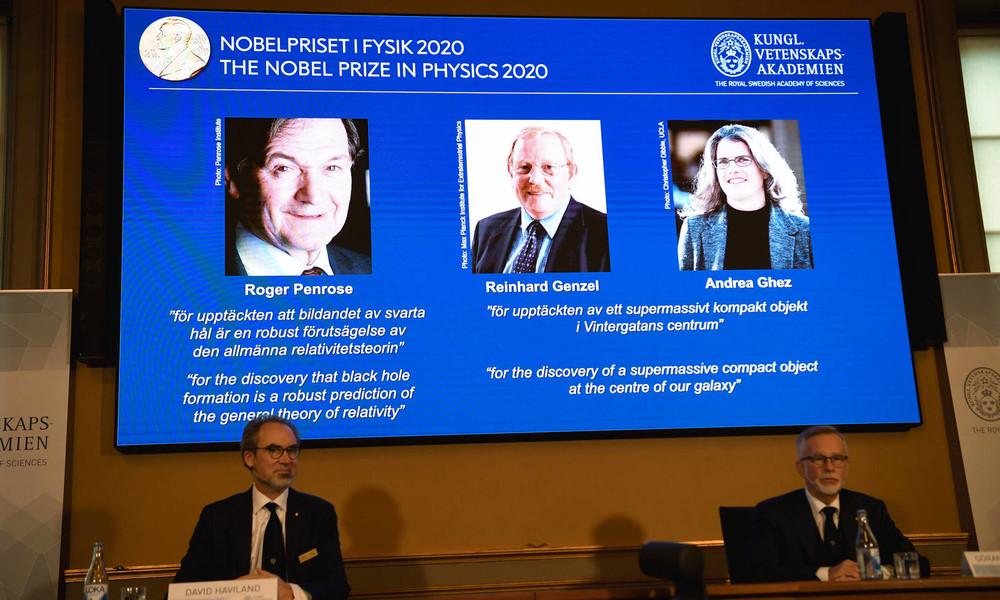 Deutscher Astrophysiker erhält diesjährigen Physik-Nobelpreis