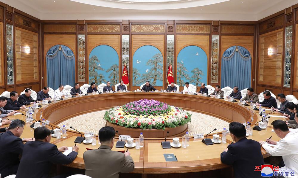 Nordkorea ordnet 80-Tage-Kampagne für Wirtschaftsankurbelung an