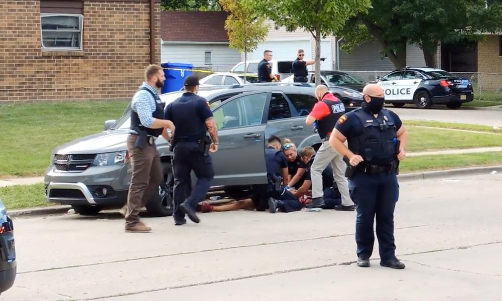Kenosha: Messer im Auto von Jacob Blake und Mordanklage gegen Teenager (Video)