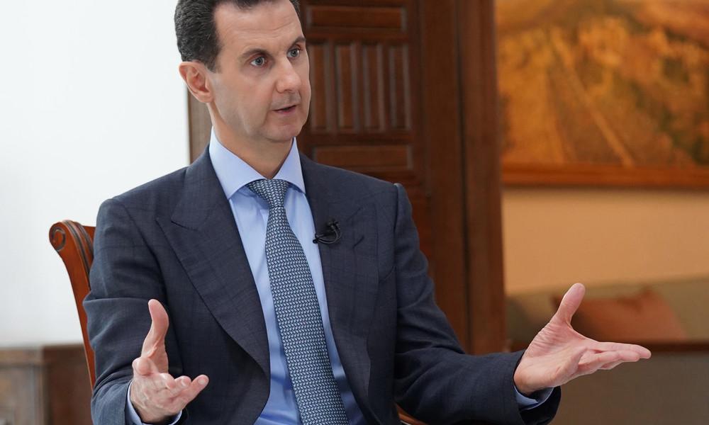 Baschar al-Assad: Erdoğan steckt hinter dem Bergkarabach-Konflikt