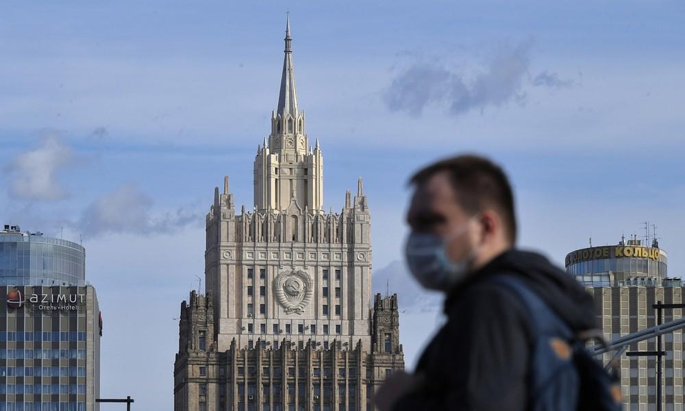 """Vorweg geplantes Verschwörungsszenario"": Moskau entgegnet OPCW-Bericht zu Fall Nawalny"