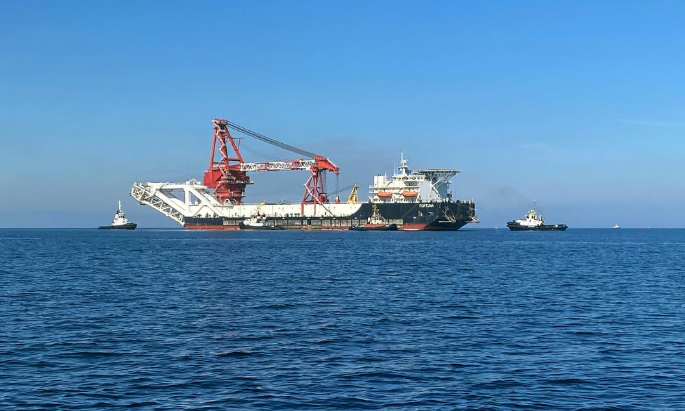Polnische Behörde mit US-Wortlaut – Höchstmögliche Sanktionen gegen Nord Stream 2 Betreiber