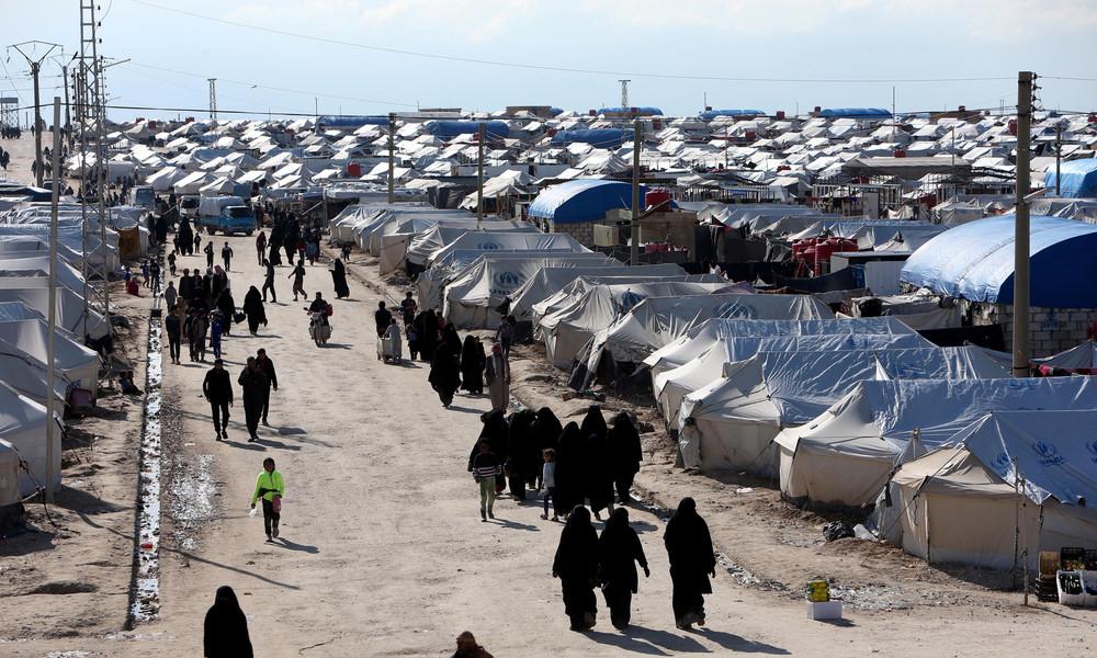 Kurdische Behörden planen Freilassung von Syrern aus Lager für IS-Familien