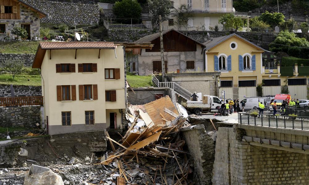 Frankreich fordert EU-Hilfe nach Unwettern – Identifizierung von Leichenfunden geht weiter