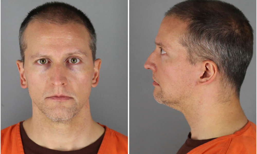 Angeklagter Polizist im Fall George Floyd auf Kaution frei